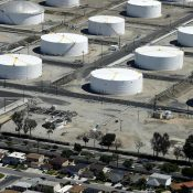 Oil soars 2.9% to 3-year high, settling at $68.47, as US crude stockpiles drop
