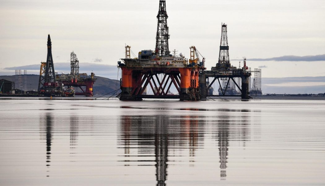 UK children will have to pay £3,000 each to shut down North Sea oil and gas operations